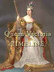Queen Victoria Timeline